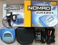 Creative Nomad JUKEBOX - 120GB Player MP3 + inne