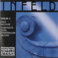 Thomastic Infeld Blue IB03 struna D do skrzypiec