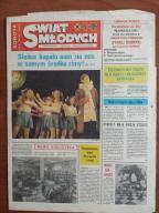 Świat Młodych 36/1984 Piętnastoletni kapitan 4