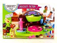 SMOBY 312102 Fabryka czekolady zestaw do robienia