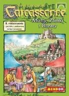 Carcassonne - Mosty, Zamki i Bazary (edycja polska