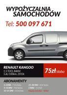 Wypożyczalnia wynajem samochodów aut Inowrocław
