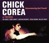 CHICK COREA Remembering Bud Powell 2LP 180G