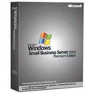 WINDOWS Server Small Bussiness 2003 Premium FV23%