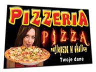 BANER reklamowy GOTOWE WZORY pub bar pizza miód