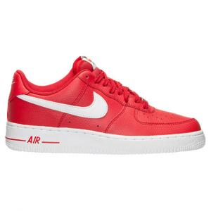 nike air force 1 red allegro