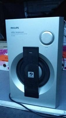 Philips SW-966 Sub Aktywny 75W wOOx Technology
