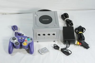 Konsola Nintendo Gamecube Pad Karta Pamięci