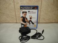 Gra PS2 Kinetic Combat + kamera eye toy