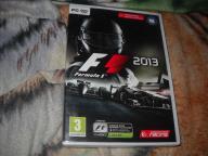 F1 2013 NOWE FOLIA PC PL - UNIKAT