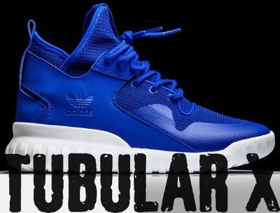 Buty adidas TUBULAR X S77844, Petarda, 46, 29.5cm