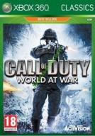 COD Call of Duty 5 WORLD AT WAR XBOX 360 CLASSICS