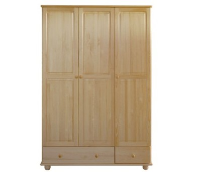 Szafa drewniana sosnowa na ubrania[7] PROMOCJA