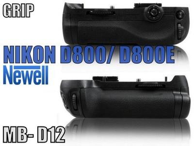 Grip Newell MB-D12 Battery Pack NIKON D800 D800E