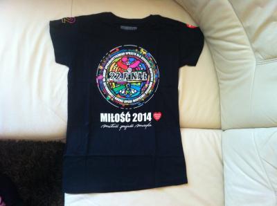 Nowa Koszulka Wielka Orkiestra Swiatecznej Pomocy 5898977225 Oficjalne Archiwum Allegro