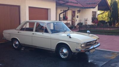Audi 100 1969 Prosto Z Niemiec Transport Gratis 6278944136 Oficjalne Archiwum Allegro