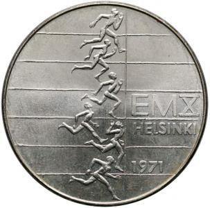 1503. Finlandia, 10 markkaa 1971, st.2/1-
