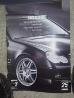 Brabus C Sportcoupe V8 Mercedes 25LAT Brabus