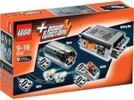 MZK Silnik Power Functions LEGO TECHNIC 8293