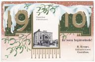 Browar Czarnków Schlossbrauerei Czarnikau pocztówk