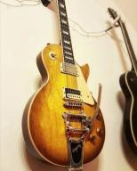 Gibson Les Paul Traditional Pro z Bigsby B7