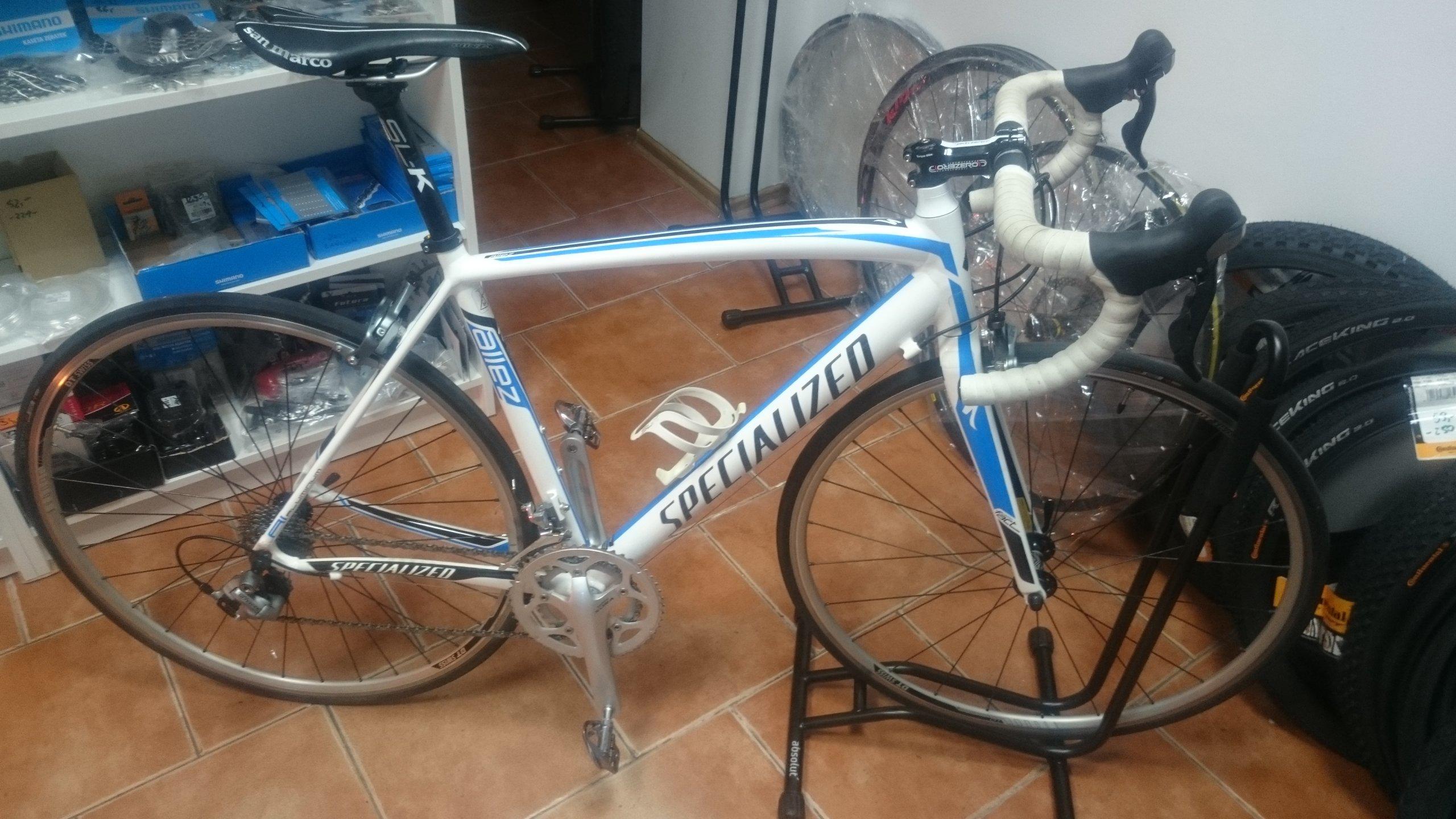 Specialized Allez Sport 54cm Ultegra karbon
