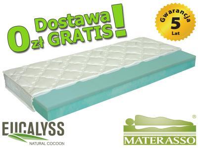 Materac Viscogreen Lux 140x200cm Materasso