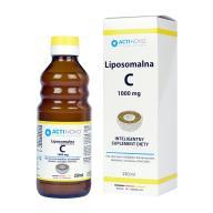 Liposomalna Witamina C 1000mg 250ml ACTINOVO