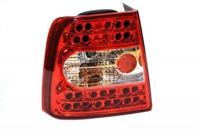 lampy led passat b5 fl sedan