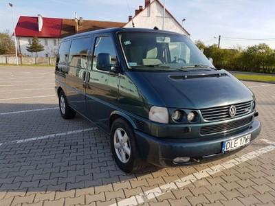 Vw T4 Multivan Generation 2 5 Tdi 151km 6798262457 Oficjalne Archiwum Allegro