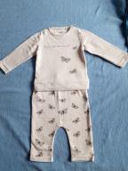 Reserved, bluza, dresy, piżama, komplet, r.68.