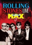 ROLLING STONES - LIVE AT THE MAX /DVD/ SZYBKO! -