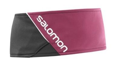 Opaska sportowa Salomon Sens Headband aoblack