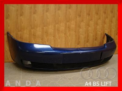 Zderzak Przod Przedni Audi A4 B5 Lift 5927409978 Oficjalne Archiwum Allegro
