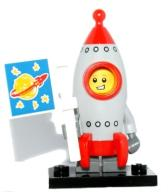 Rakietowy Chłopiec seria 17 Lego Minifigures
