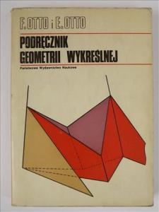 podręcznik geometrii wykreślnej otto