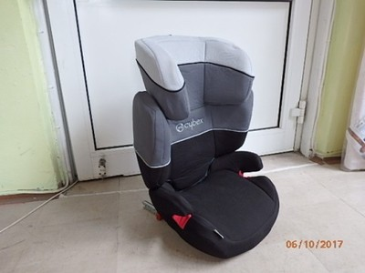 fotelik cybex 15 36 kg isofix 6990075881 oficjalne archiwum allegro. Black Bedroom Furniture Sets. Home Design Ideas