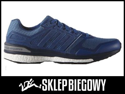 BUTY ADIDAS SUPERNOVA SEQUENCE BOOST 8 41do45 RUN