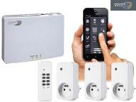 Sterownik Home Easy HE840IP i adaptery FA500S/3F
