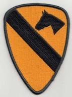 1-Dywizja Kawalerii US.ARMY
