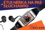 Słuchawki+pas do SAMSUNG GALAXY S4 Active Black VE