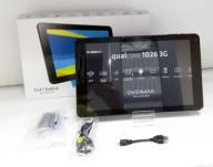 TABLET OVERMAX QUALCORE 1026 3G GPS+ŁAD,KABEL,PUD