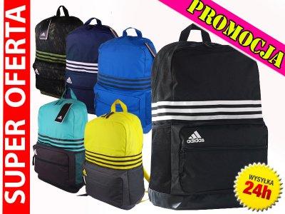 46312241342dc Plecak szkolny adidas Sports Backpack PROMOCJA!!! - 6443085356 ...