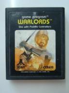 cartridge # WARLORDS # Atari VCS 2600