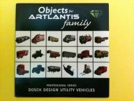 ARTLANTIS Objects - Dosch Design Utility Vehicles