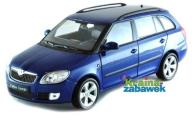SKODA FABIA '09 COMBI II SKALA 1:24 MODEL WELLY