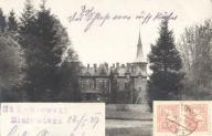 Białowieża zamek 1929