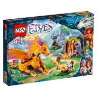 Lego Elves Jaskinia Smoka Ognia