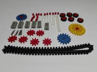 Lego 812 Technic Gear Supplementary Set unikat