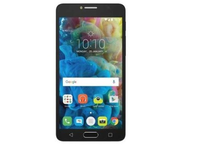 Szary Smartfon ALCATEL Pop 4S